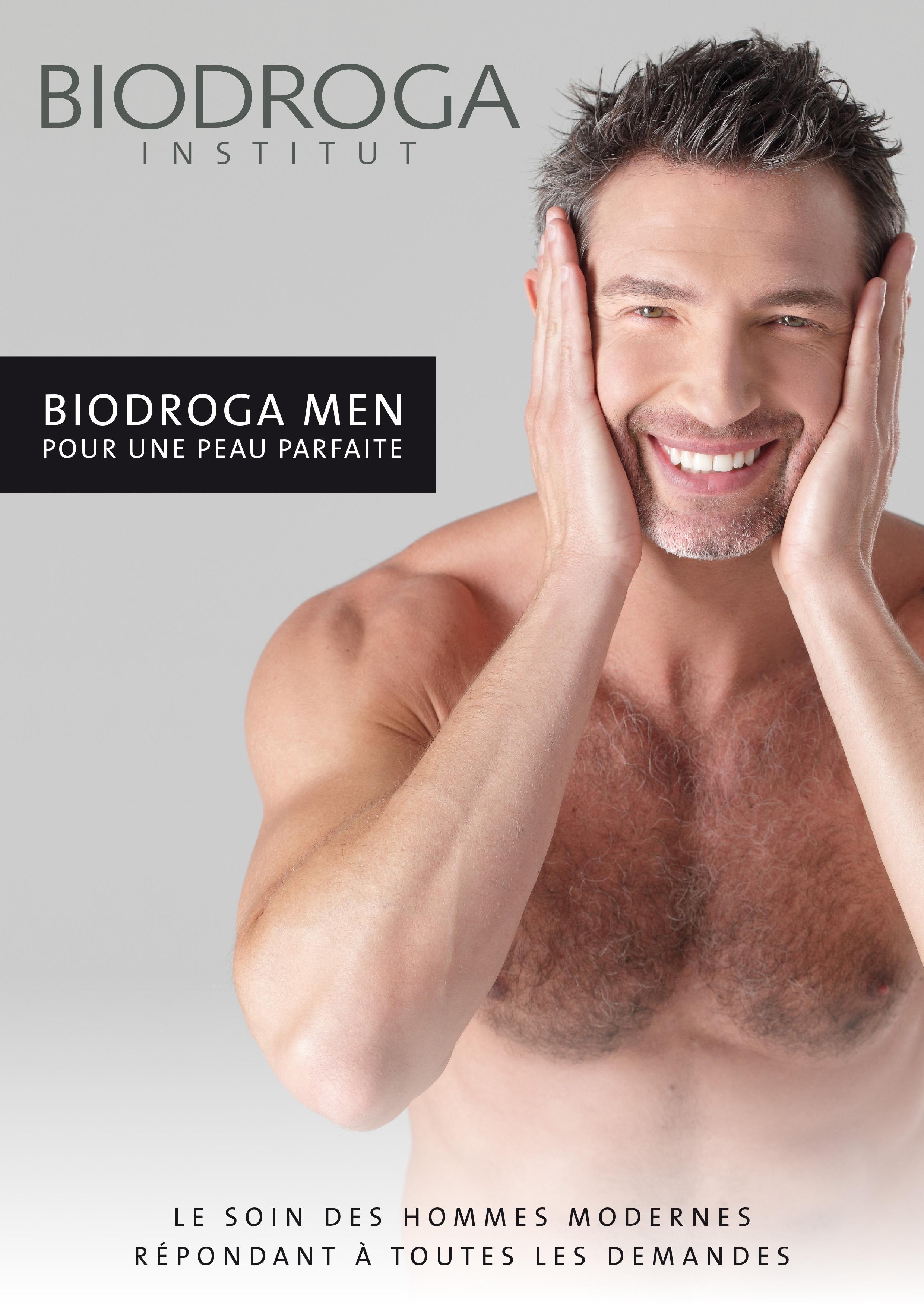 Affiche Biodroga Men a4 2013.indd